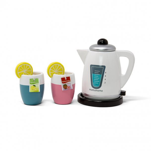 ELECTRIC KETTLE - TEA SET