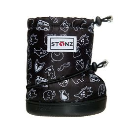 STONZ PRINT - BLACK PLUSFOAM / M-L