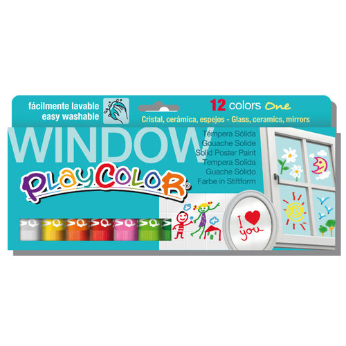 Playcolor One Window 12