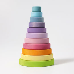 Pastell Conical Tower