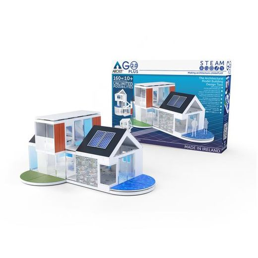 Go Plus 2.0 Kids Architect Scale  10+