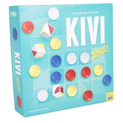 Kivi shapes peli