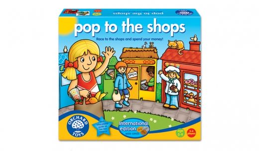 Pop to the shops -peli