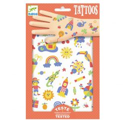 Tatuointi – So cute Djeco