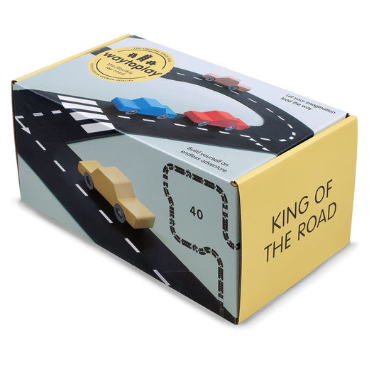 Waytoplay King of the Road  40 osaa