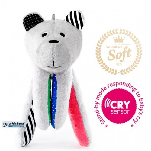 Whisbear unikarhu CRYsensor SOFT (watermelon)